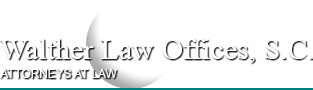 Walther law offices, S.C.